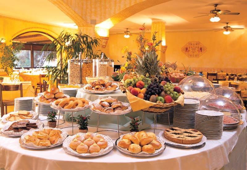 colazione hotel