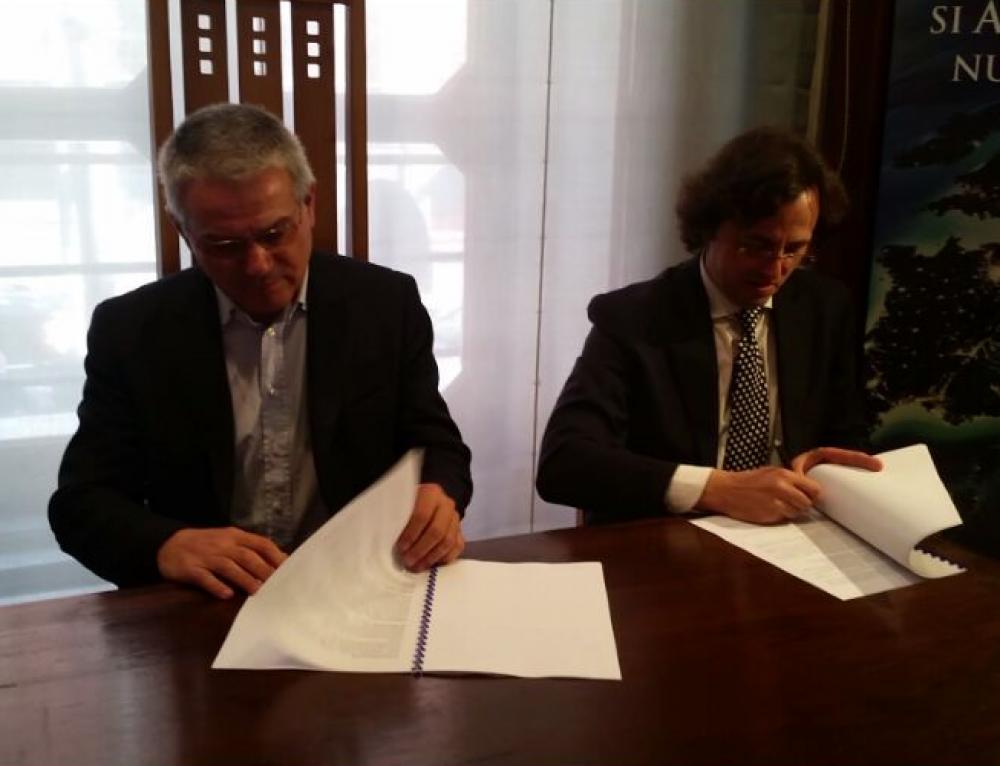 Siglato l'accordo con Sicme Energy e Gas: l'energia si converte in formazione