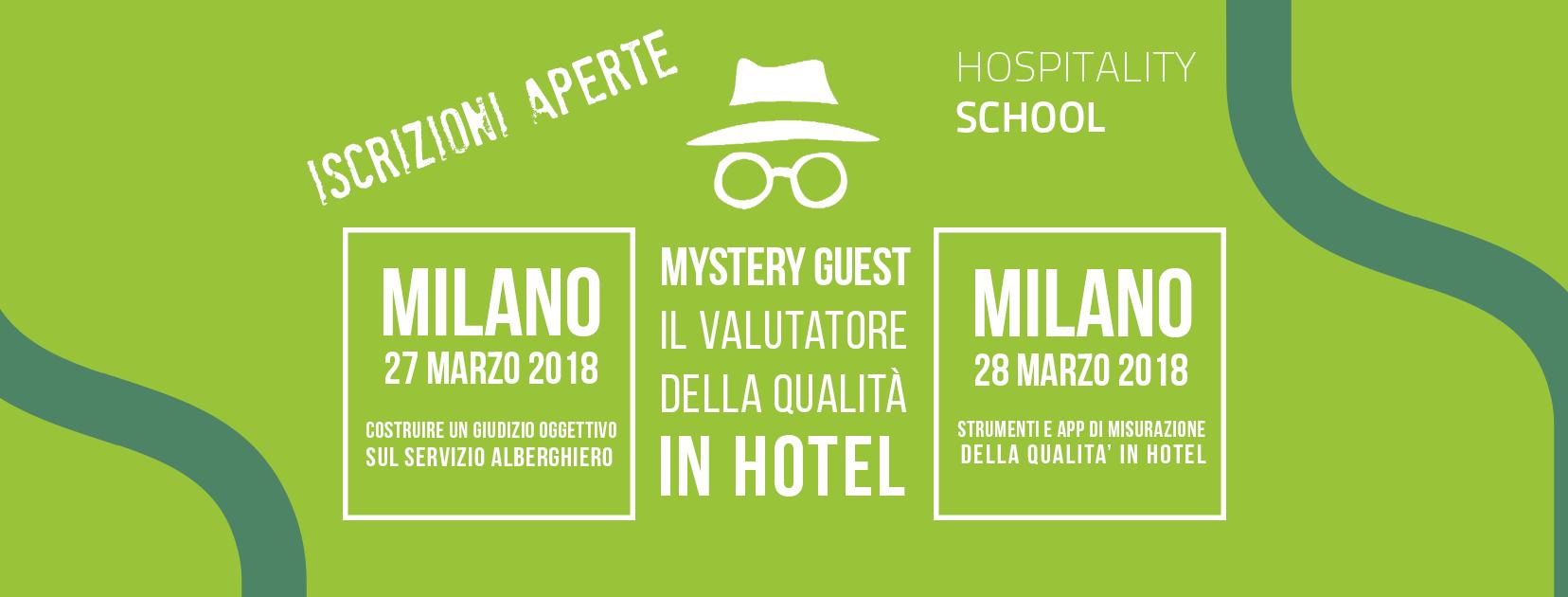 Mystery Hotel Roma